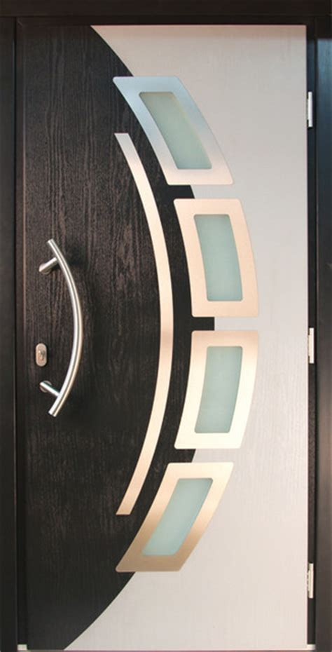 Contemporary Composite Front Doors Composite Modern Front Entry Door Modern Front Doors New York By Ville Doors