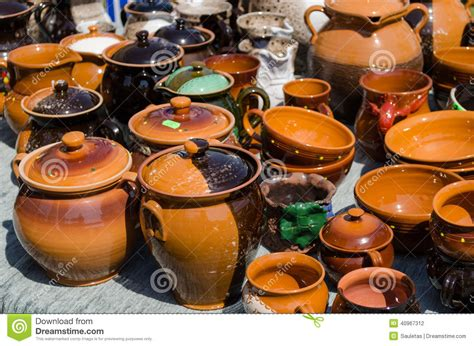 vasi di argilla i vasi di argilla foggia a coppa le varie forme di