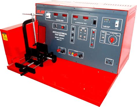 alternator and starter test bench automatic fast and multi battery chargers battery