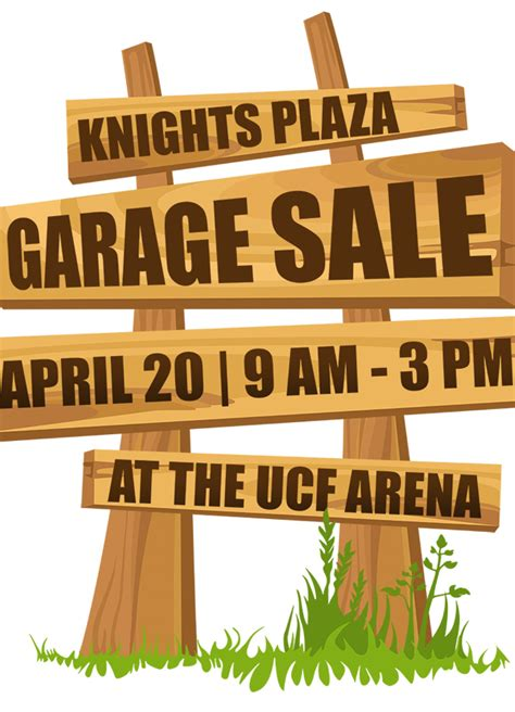 Community Garage Sales Orlando by Save The Date Ucf To Hold Knights Plaza Garage Sale
