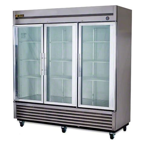 True 3 Door Cooler by T 72g Three Door Cooler Three Door Refrigerator