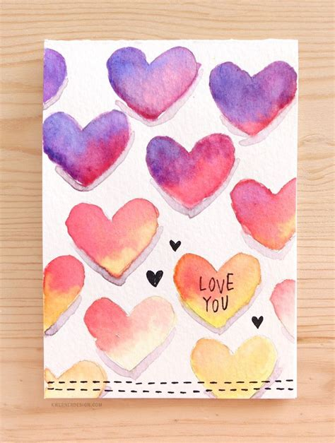 Easy Handmade Valentines - 25 best ideas about day crafts on