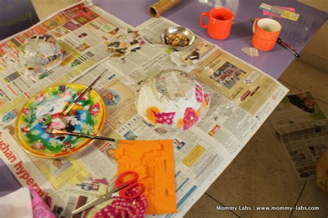 Handmade Diwali Gifts - papier mache handmade gifts for diwali that can make