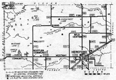 map of smith county texas deaf smith county texas genealogy census vital records