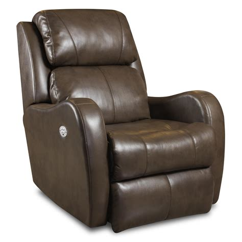 Wall Hugger Recliners Siri Wall Hugger Recliner With Power Headrest By Southern Motion Wolf And Gardiner Wolf Furniture