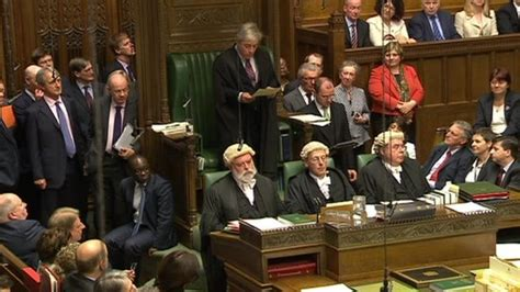 clerk of the house row over the selection of a new clerk for the house of commons on procedure and