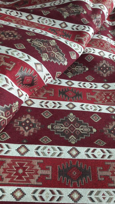 5 meters coton polyester ethnic tribal anatolian