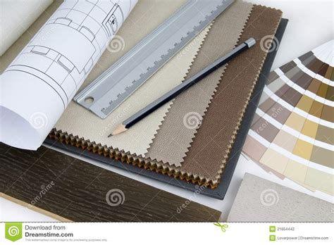interior design worktable stock photography image