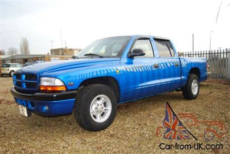 dodge dakota 3 9 v6 magnum cab 2 w d auto box with