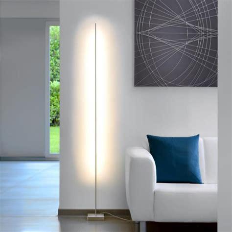 led leuchten wohnzimmer sompex pin led stehleuchte mit dimmer 87471 reuter