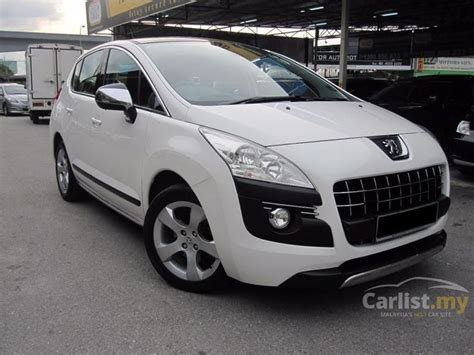 Peugeot 3008 2013 1 6 In Kuala Lumpur Automatic Suv White