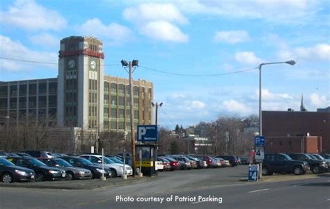 End Boston Parking Garage by Boston Parking Garages Near End Attractions Td