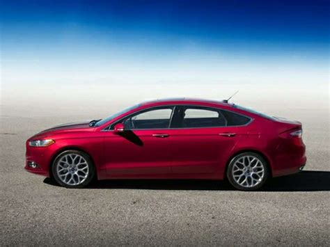 What Does Se Stand For Ford by 2014 Ford Fusion Se With Ecoboost Video Review Autobytel Com