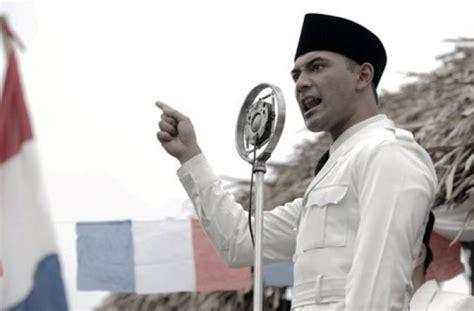 video film soekarno hatta film soekarno menggali sejarah pendiri negara indonesia