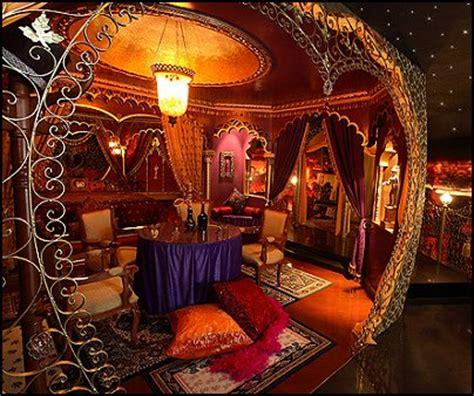 Moroccan Inspired Curtains Decorating Theme Bedrooms Maries Manor Moulin Rouge