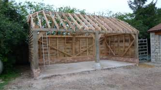 garages and car ports oak timber framing carpentry in