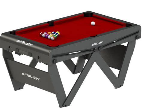 5ft Folding Pool Table W Leg Pool Table Liberty