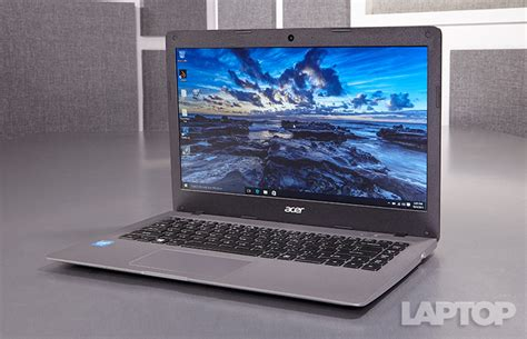 Laptop Acer Aspire One Cloudbook Acer Aspire One Cloudbook 14 Inch Review And Benchmarks