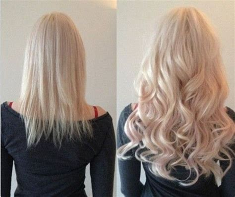 hairstyles after extensions 55 best images about hair extensions before and after on