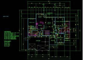 house plan drafting