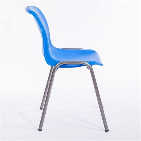 no 2 plastic chair with iron legs rodman plastics