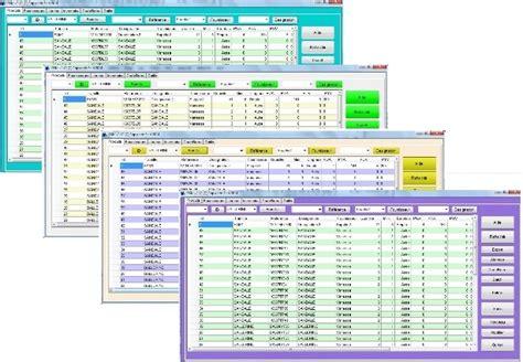 gsm logiciel gestion de stock