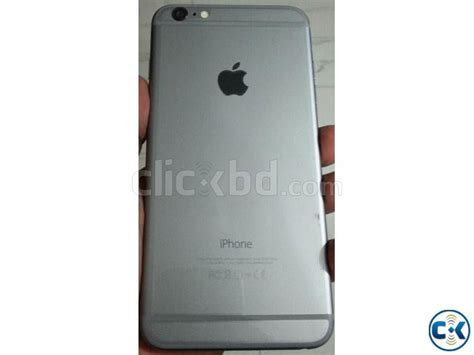 Iphone 6 64gb Grey Seri Global Singapore boxed apple iphone 6 plus 64gb space grey clickbd