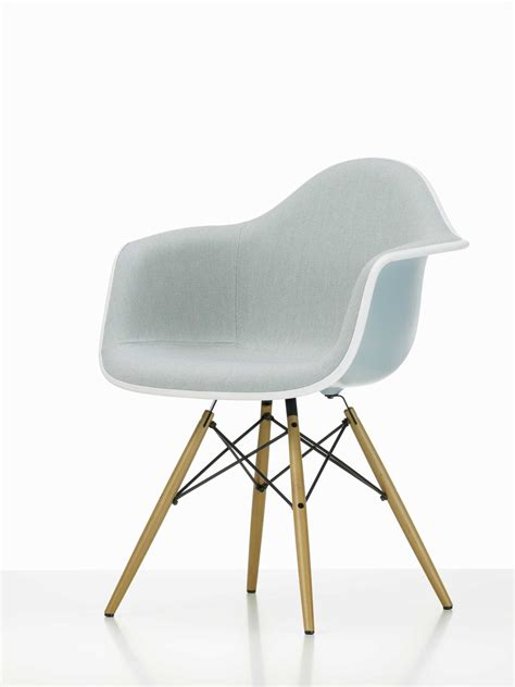 eames daw armchair eames plastic arm chair daw chair fully upholstered vitra