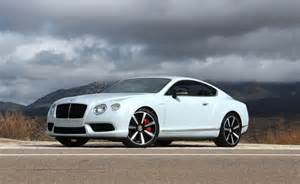 Bentley Continental Gr 2014 Bentley Continental Gt V8 S Drive