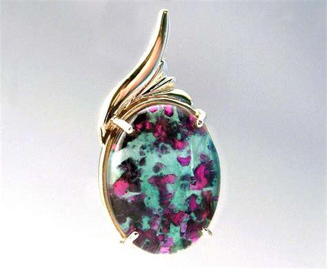 goodletite pendant gemstones te ara encyclopedia of