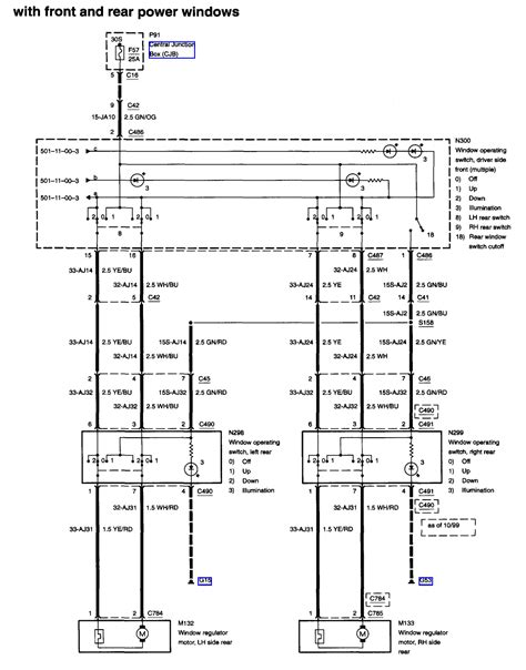 2001 ford focus front suspension diagram 2001 free