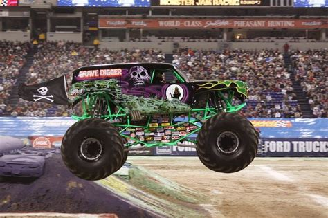 monster truck show allstate arena weekend picks monster jam revs up at allstate