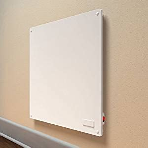 Safe Room Heaters by 400 Watt Convection Flat Panel Space Heater