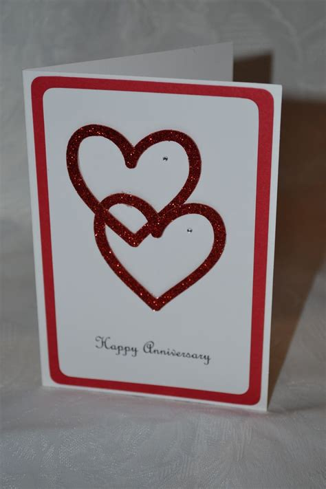Wedding Anniversary Handmade Cards - 78 images about cards anniversary on golden