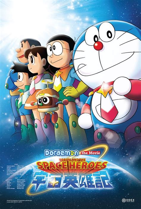 doraemon movie wikia image doraemon the movie nobita and the space heroes jpg