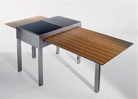 space saving kitchen furniture modern tables for small kitchens show adjustable