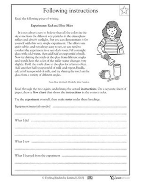 printable english worksheets grade 5 our 5 favorite 5th grade writing worksheets fifth grade