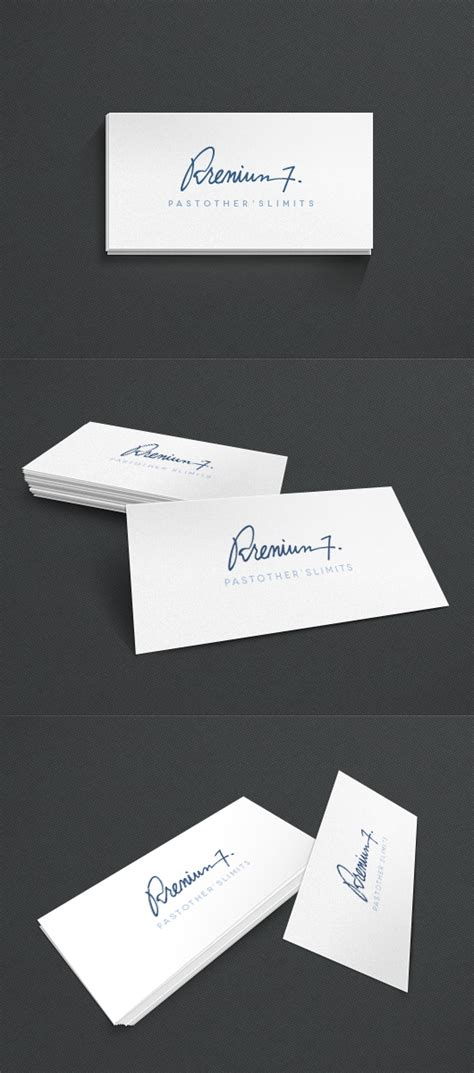 6 business card template presentations psd