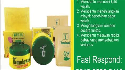 Krim Muka Temulawak pemutih wajah yang aman dan bagus krim wajah untuk remaja 0812 3230 8116