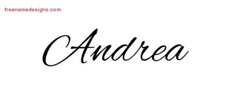 andrea archives page 2 of 3 free name designs