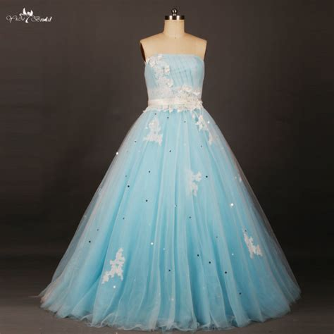 popular blue princess prom dresses buy cheap blue princess
