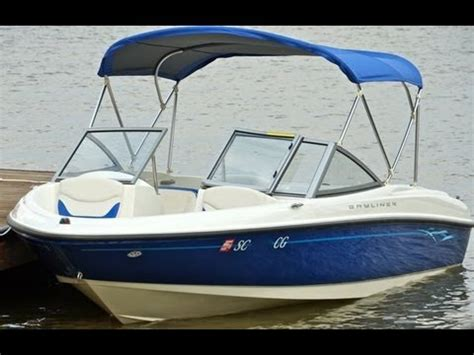 bowrider boat modifications new 2006 bayliner 175 review and ultimate find youtube