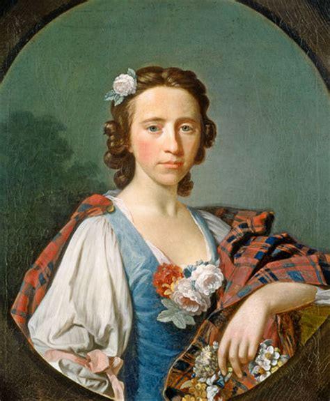 biography of allan ramsay artist portrait of flora macdonald 1722 90 allan ramsay as