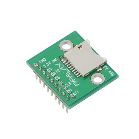 Adapter Adaptor Micro Sd To Mmc Kode Df7371 Micro Sd Card Adapter