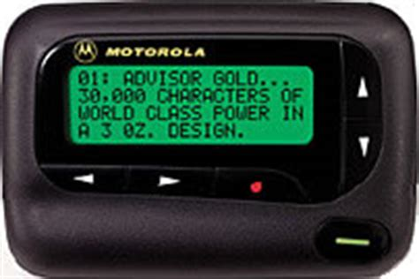 pager telepage motorola pagers cell phones telepage