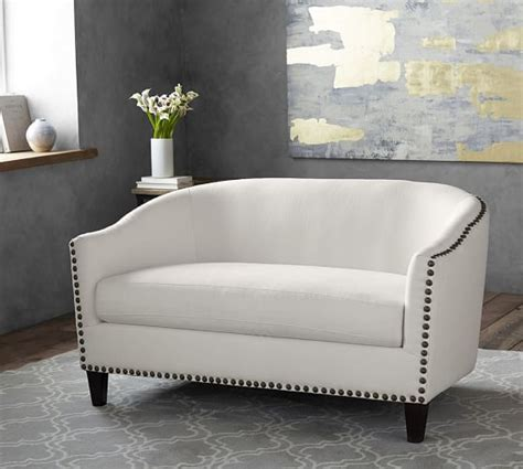 Harlow Upholstered Sofa Collection Pottery Barn Pottery Barn Sofa
