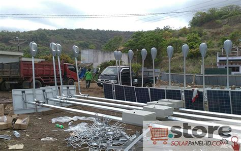Jual Panel Surya jual panel surya manokwari solarpanel id