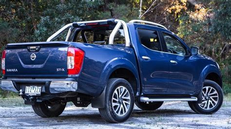 New Nissan Navara 2018 by New 2018 Nissan Navara St X New Nissan Navara