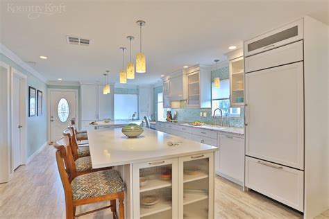kitchen cabinets florida transitional white cabinets in venice fl