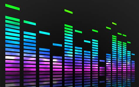 music equalizer cool hd music wallpaper desktop equaliser dj backgrounds
